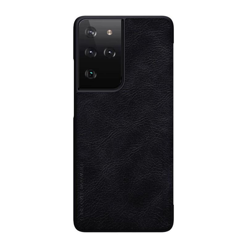 Nillkin Leather Case For Samsung Galaxy S21 Ultra (1)