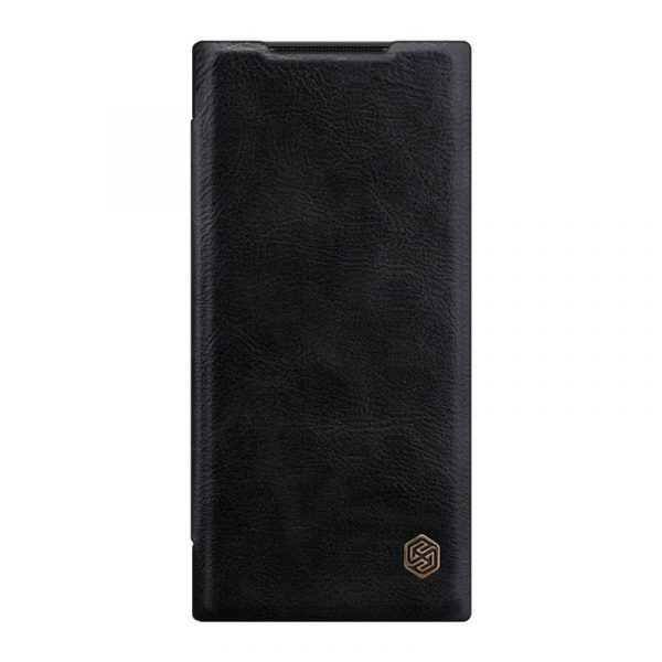 Nillkin Leather Case For Samsung Note 20 Ultra (2)