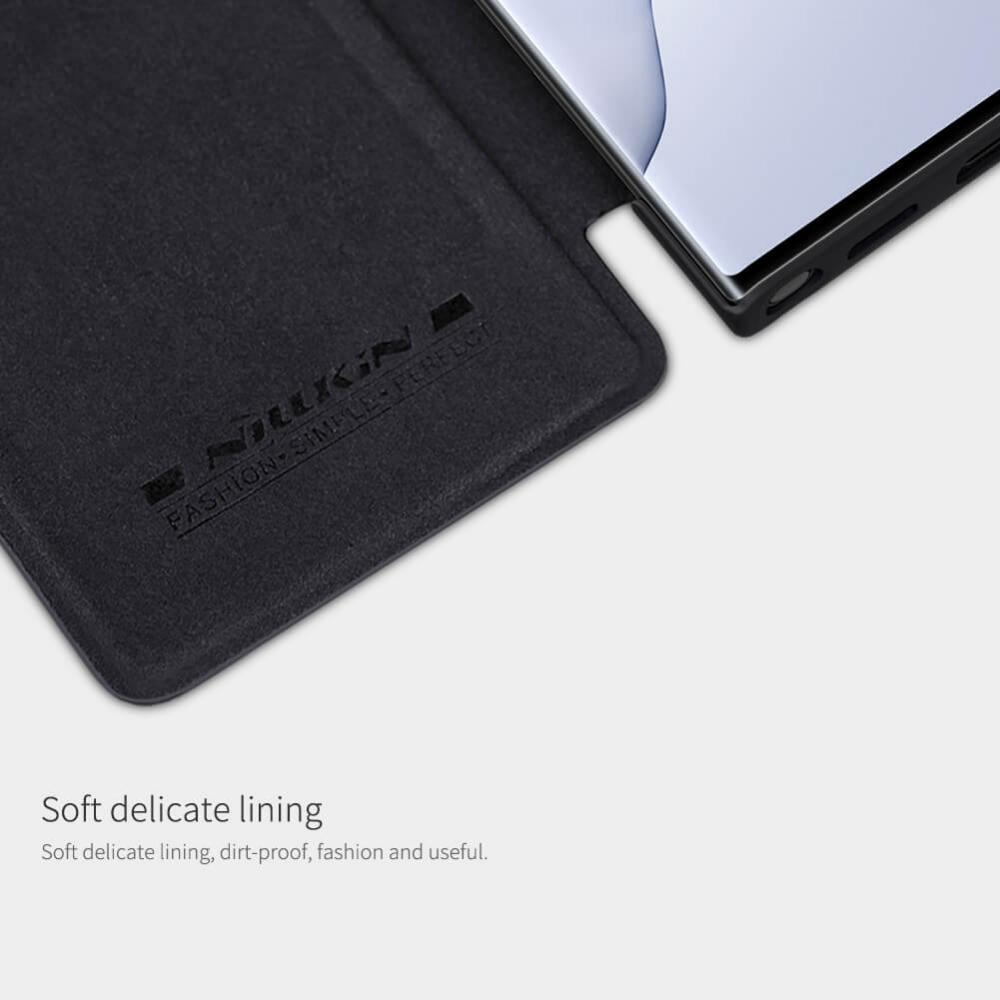 Nillkin Leather Case For Samsung Note 20 Ultra (3)
