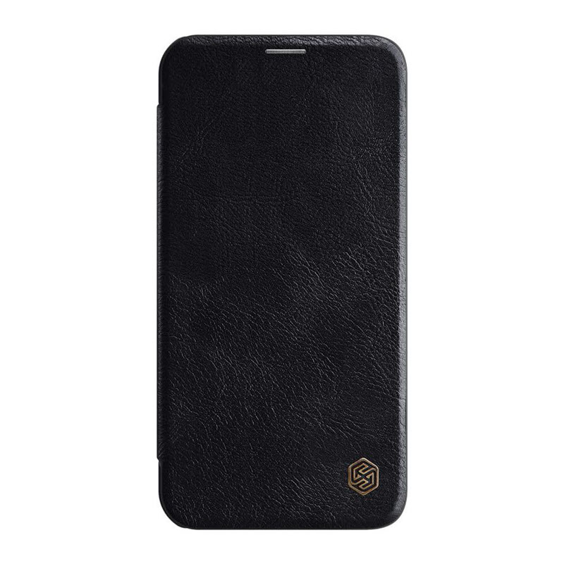 Nillkin Qin Series Leather Case For Apple Iphone 12 Pro Max (6)