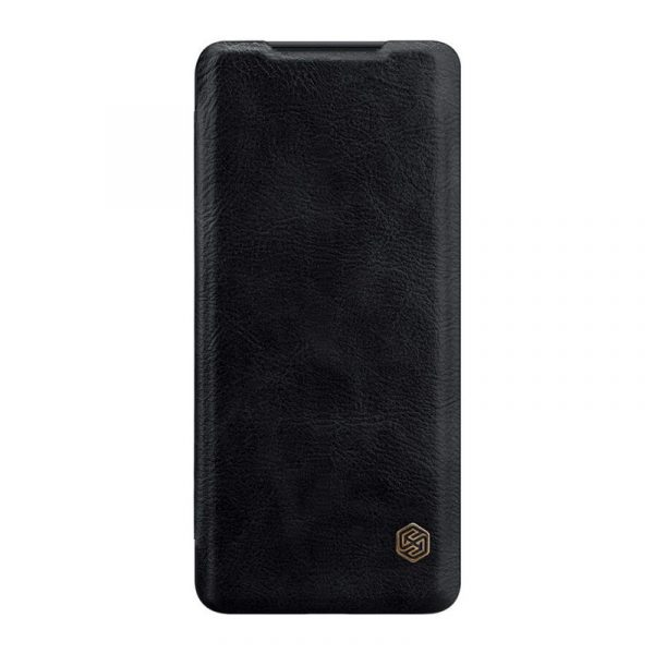 Nillkin Qin Series Leather Case For For Samsung Galaxy S20 Ultra (2)