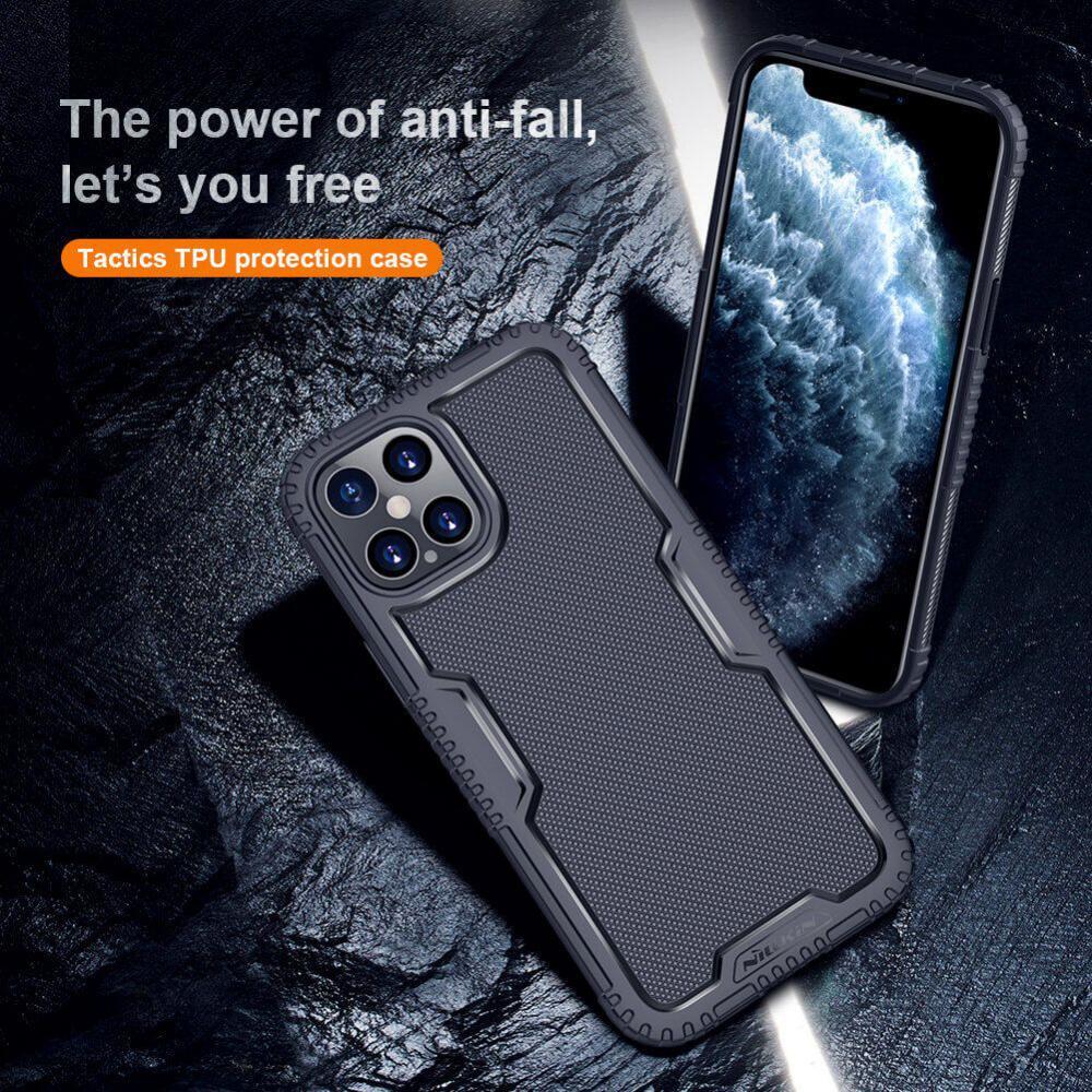 Nillkin Tactics Tpu Case For Iphone 12 12 Mini 12 Pro 12 Pro Max (2)