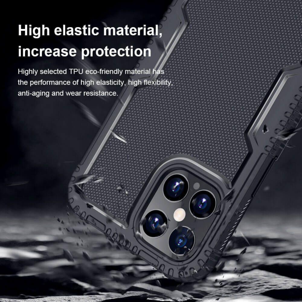 Nillkin Tactics Tpu Case For Iphone 12 12 Mini 12 Pro 12 Pro Max (3)
