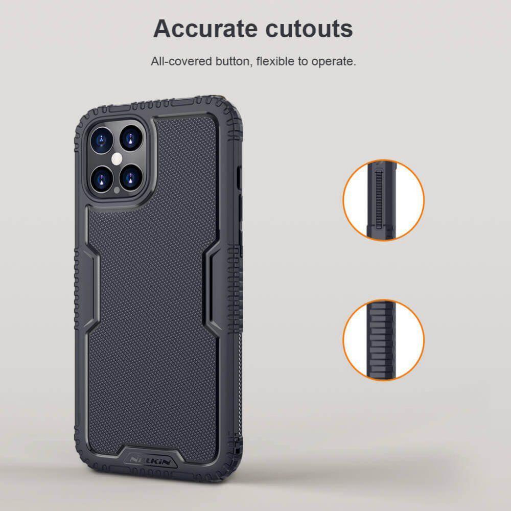 Nillkin Tactics Tpu Case For Iphone 12 12 Mini 12 Pro 12 Pro Max (4)