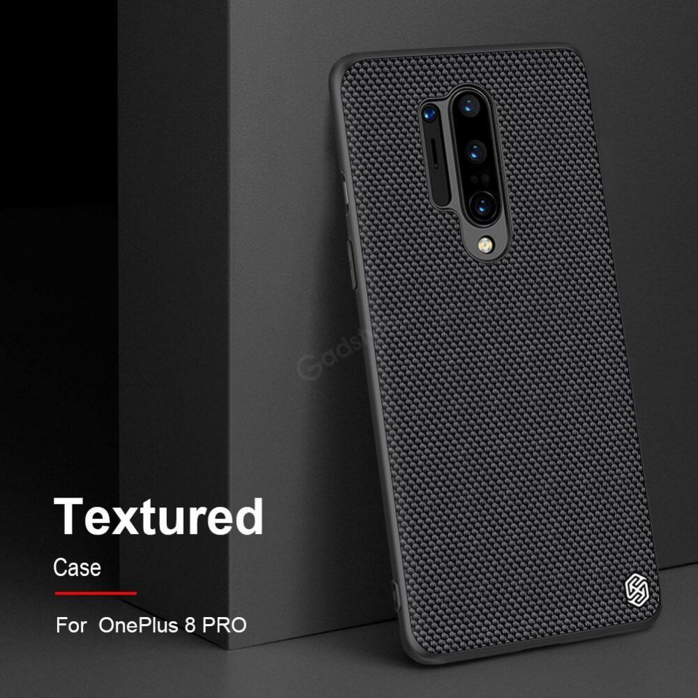 Nillkin Textured Nylon Fiber Case Oneplus 8 Pro (2)