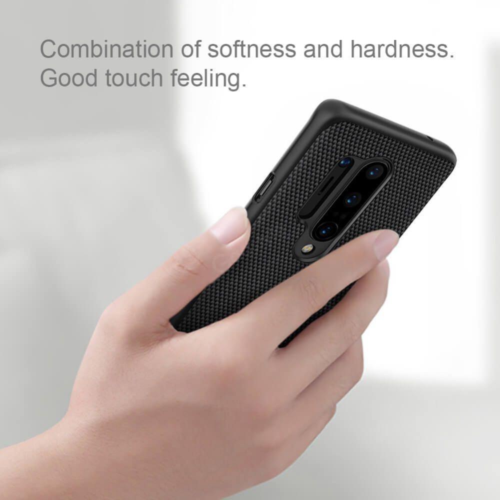 Nillkin Textured Nylon Fiber Case Oneplus 8 Pro (3)