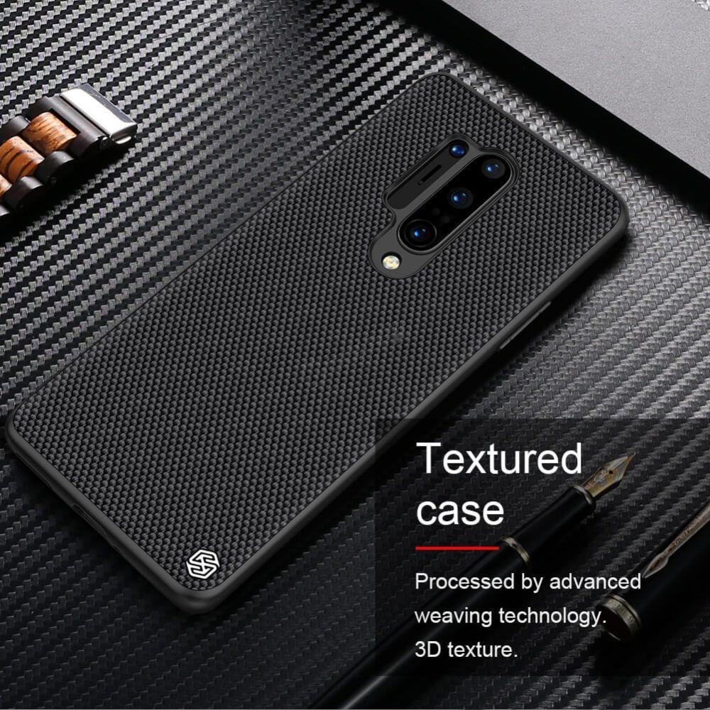 Nillkin Textured Nylon Fiber Case Oneplus 8 Pro (4)