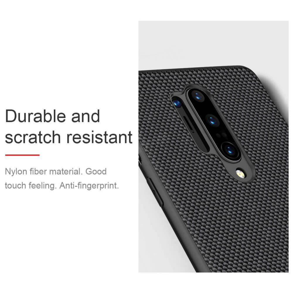 Nillkin Textured Nylon Fiber Case Oneplus 8 Pro (5)