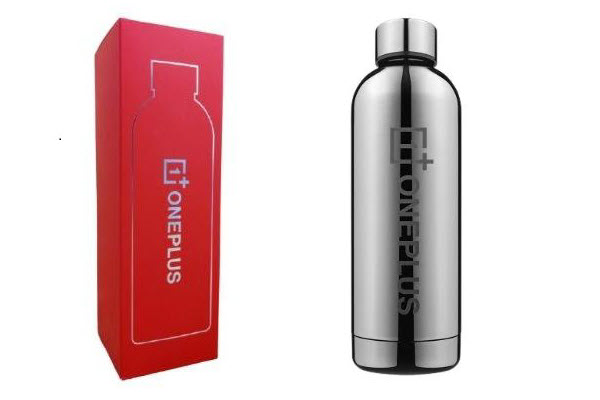 Oneplus Stainless Steel Flask Silver (2)