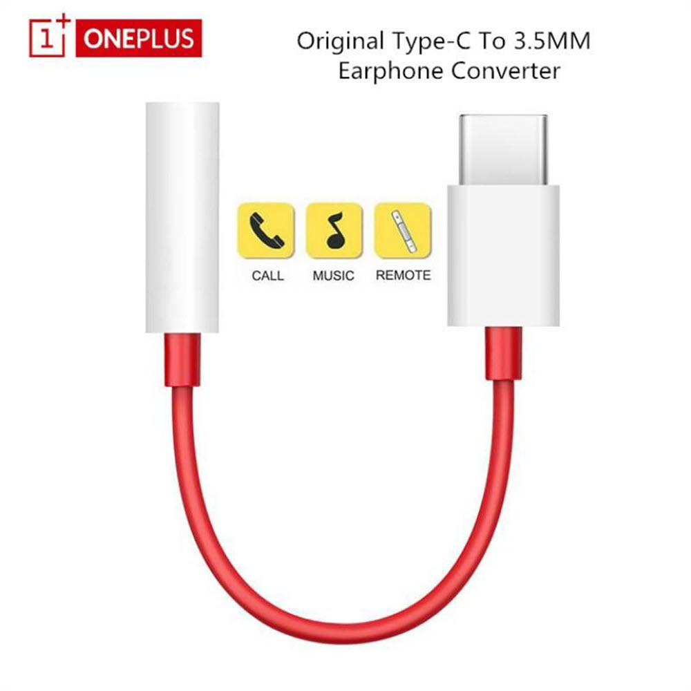 Oneplus Type C To 3 5mm Dongle Earphone Converter (1)