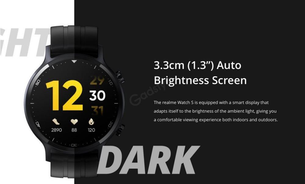 Realme Watch S Smartwatch (3)