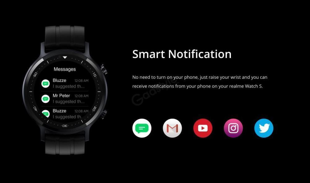 Realme Watch S Smartwatch (5)