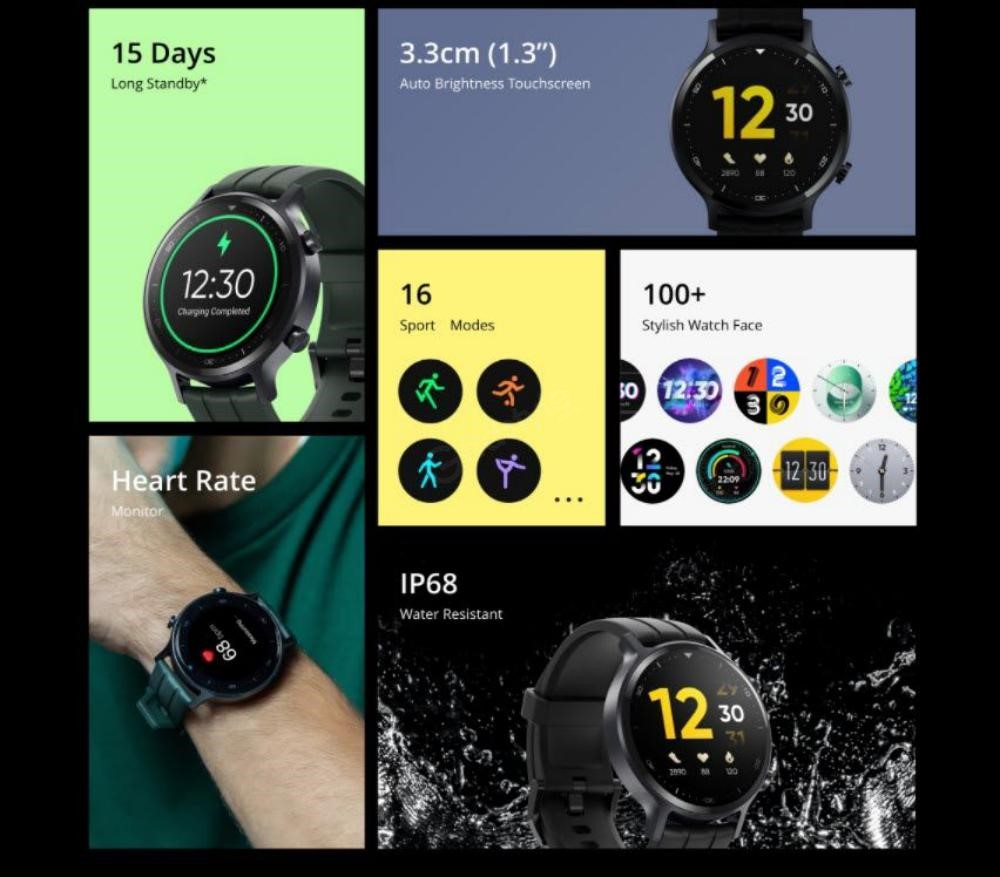 Realme Watch S Smartwatch (6)