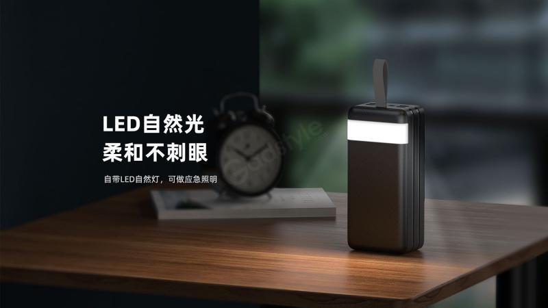 Remax 60000mah 4 Usb 22 5w Fast Charging Power Bank (5)