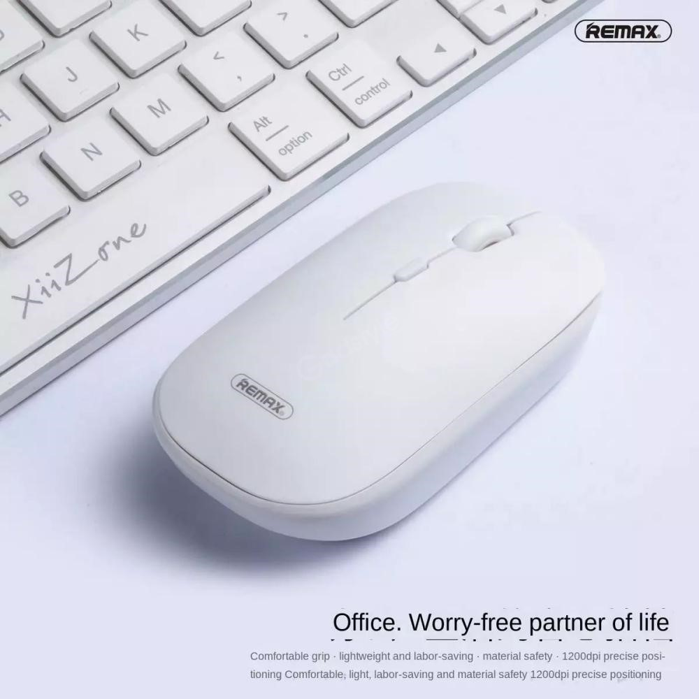 Remax G30 Wireless Mouse 2 4g Mute (3)