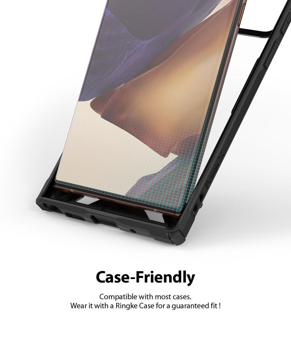 Ringke Dual Easy Film Screen Protector Galaxy Note 20 Ultra (4)