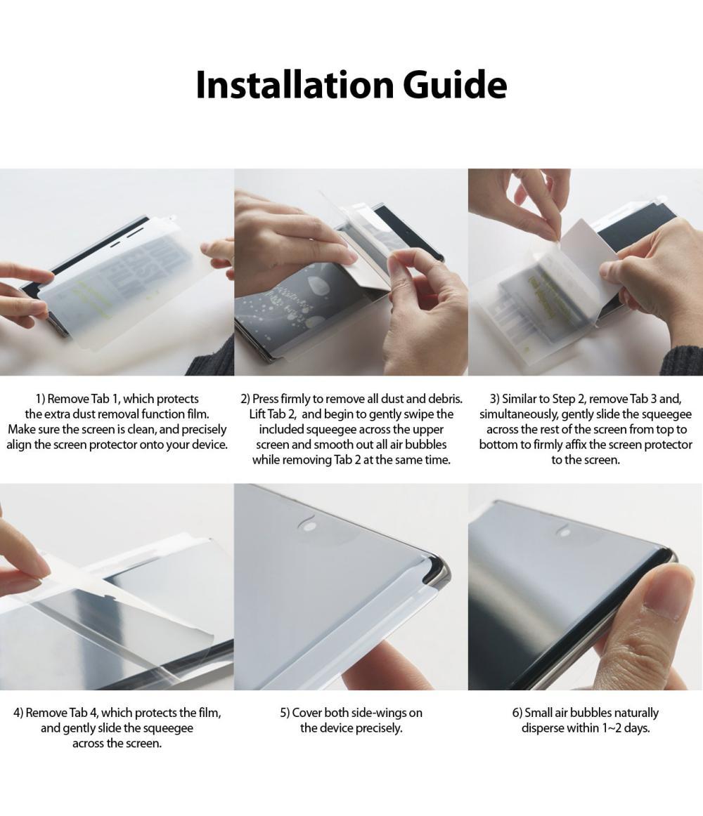 Ringke Dual Easy Film Screen Protector(5)
