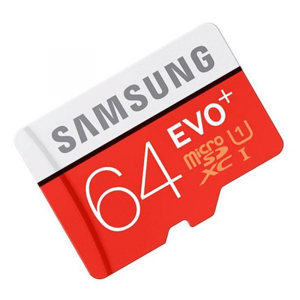 Samsung Evo Plus 64gb Microsd Class 10 Memory Card (1)