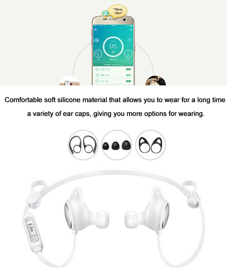 Samsung Level Active Wireless Bluetooth Fitness Earbuds White (5)