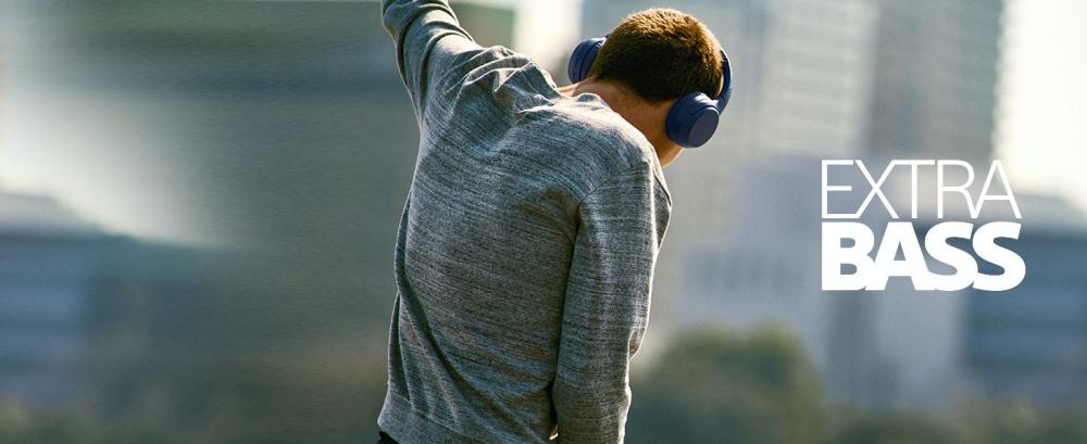 Sony Wh Xb700 Extra Bass Wireless Headphones (6)