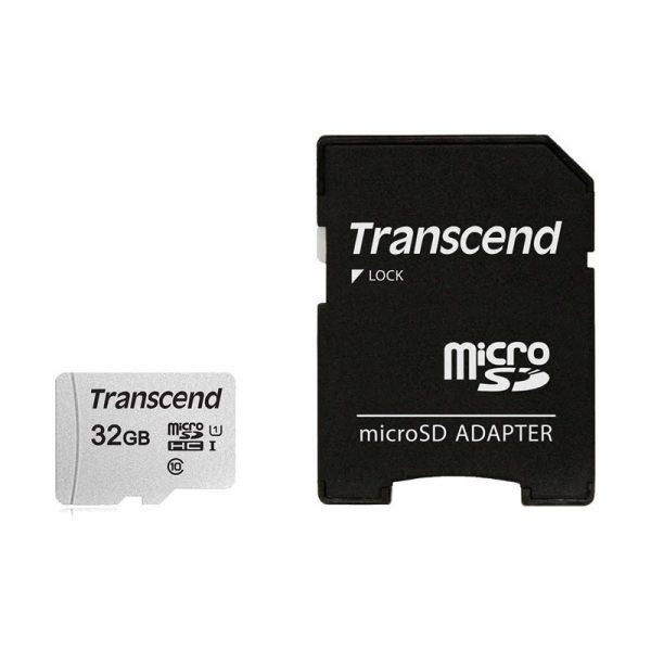 Transcend 32gb Micro Sd Uhs I U3 Memory Card