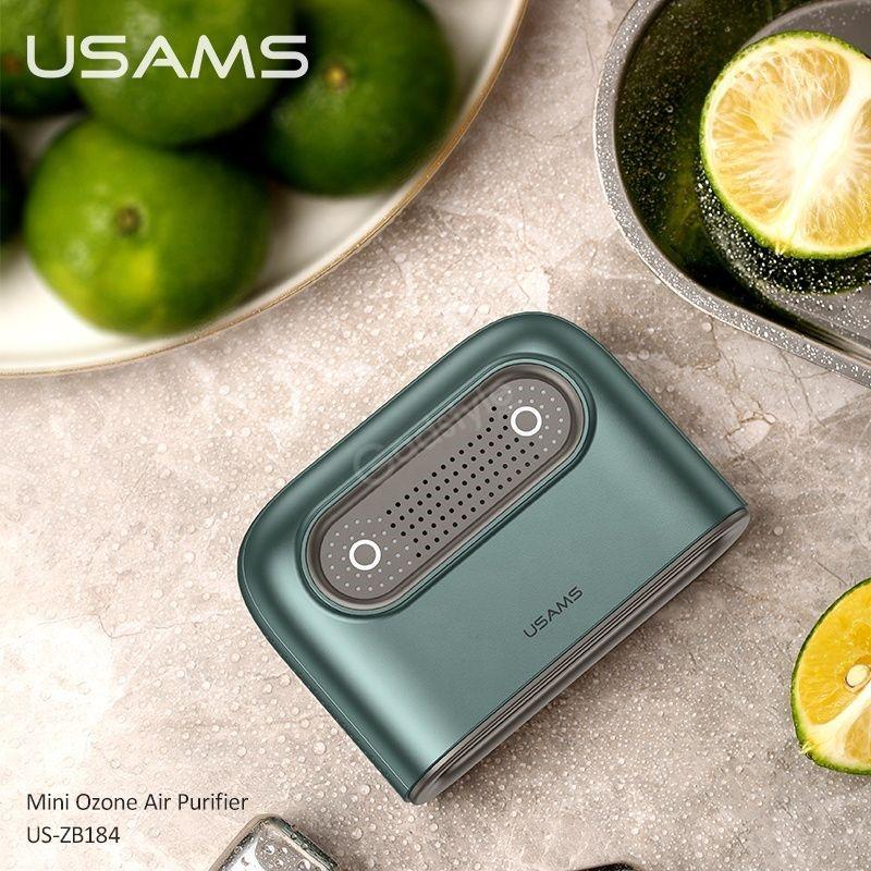 Usams Mini Portable Ozone Air Purifier (2)