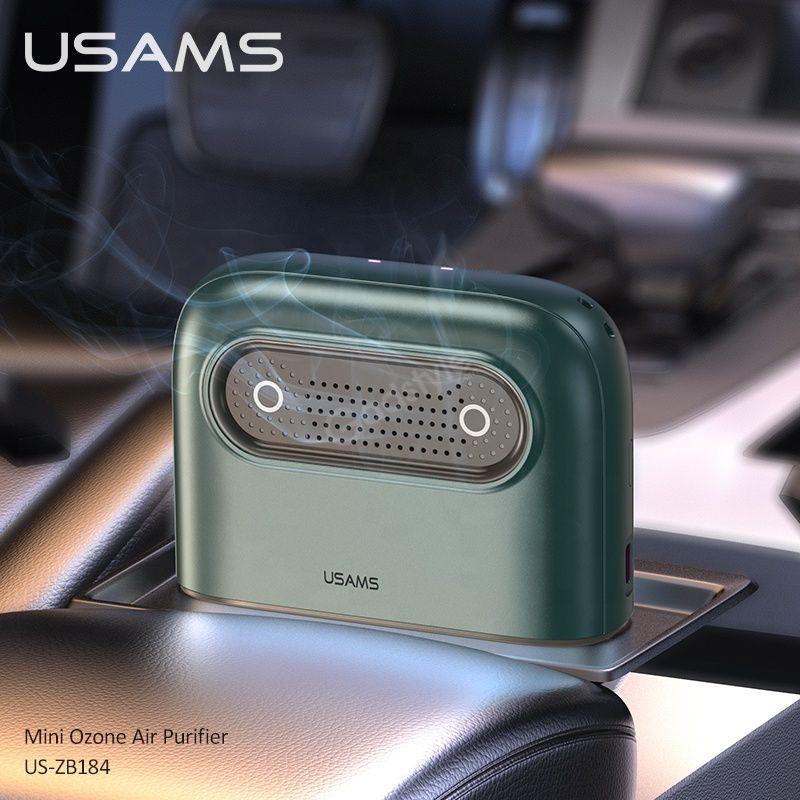 Usams Mini Portable Ozone Air Purifier (3)