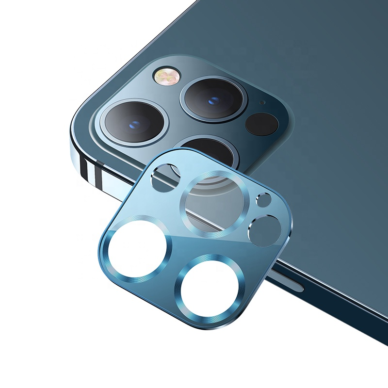 Usams Us Bh707 Metal Camera Lens Glass Film For Iphone 12 Pro Max (1)