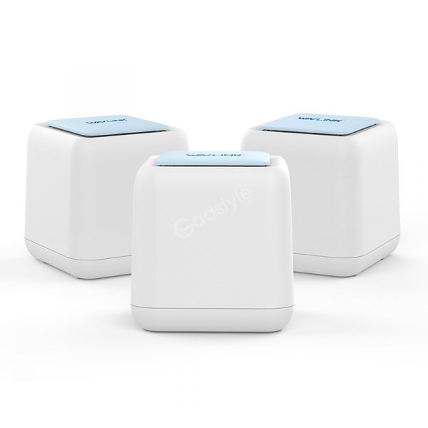 Wavlink Wn535k3 Ac1200 Dual Band Whole Home Wifi Mesh Router (1)