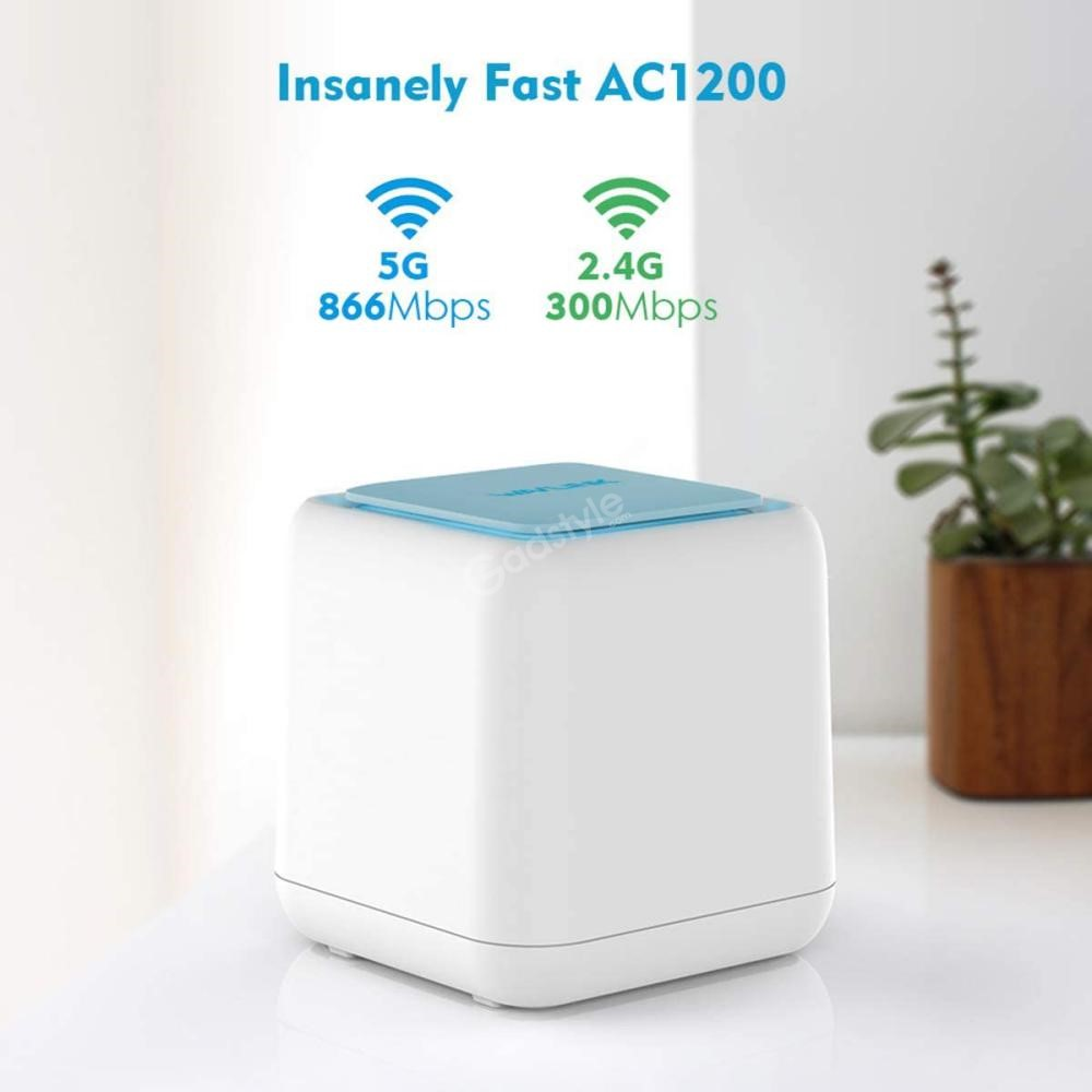 Wavlink Wn535k3 Ac1200 Dual Band Whole Home Wifi Mesh Router (2)