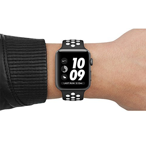 Wiwu Nike Edition Silicon Sports Band For Apple Watch (3)