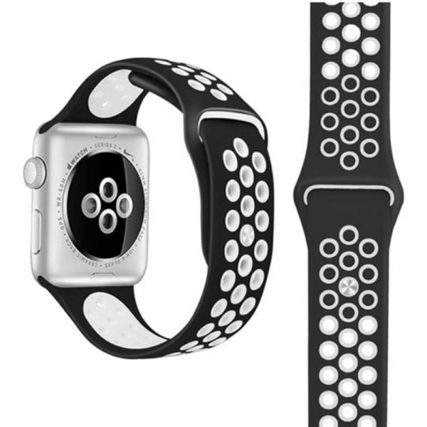 Wiwu Nike Edition Silicon Sports Band For Apple Watch (4)