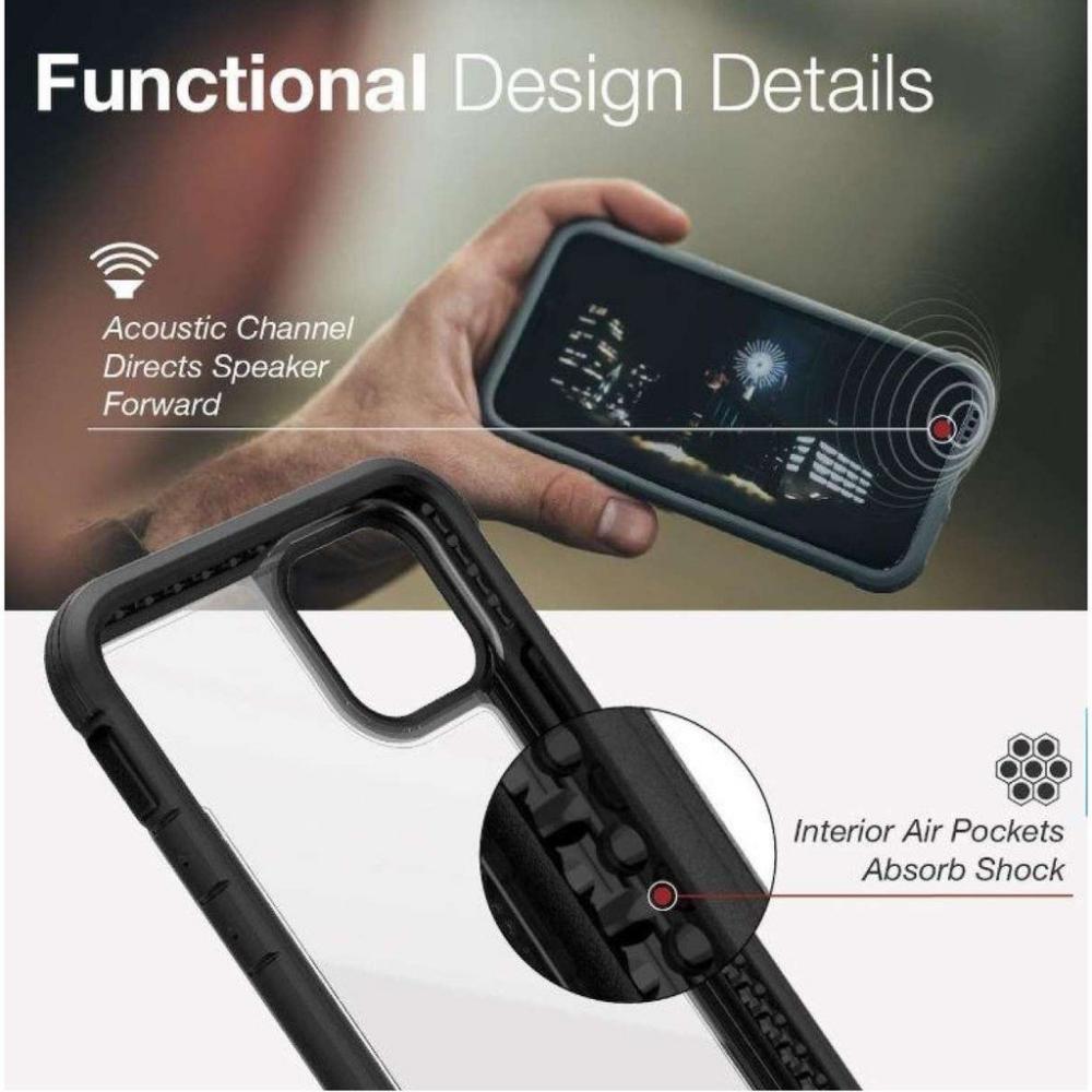 X Doria Defense Shield Case For Iphone 2 Mini 12pro 12pro Max (2)