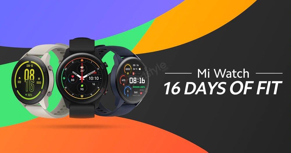 Xiaomi Mi Watch Global Version Black (4)