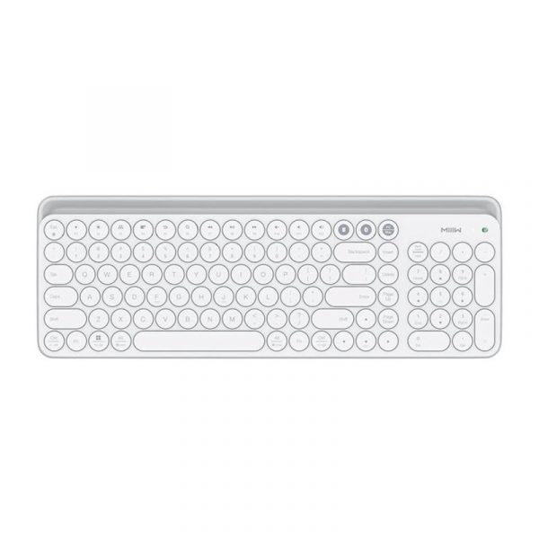 Xiaomi Miiiw Mini Bluetooth Dual Mode Keyboard 104 Keys (1)
