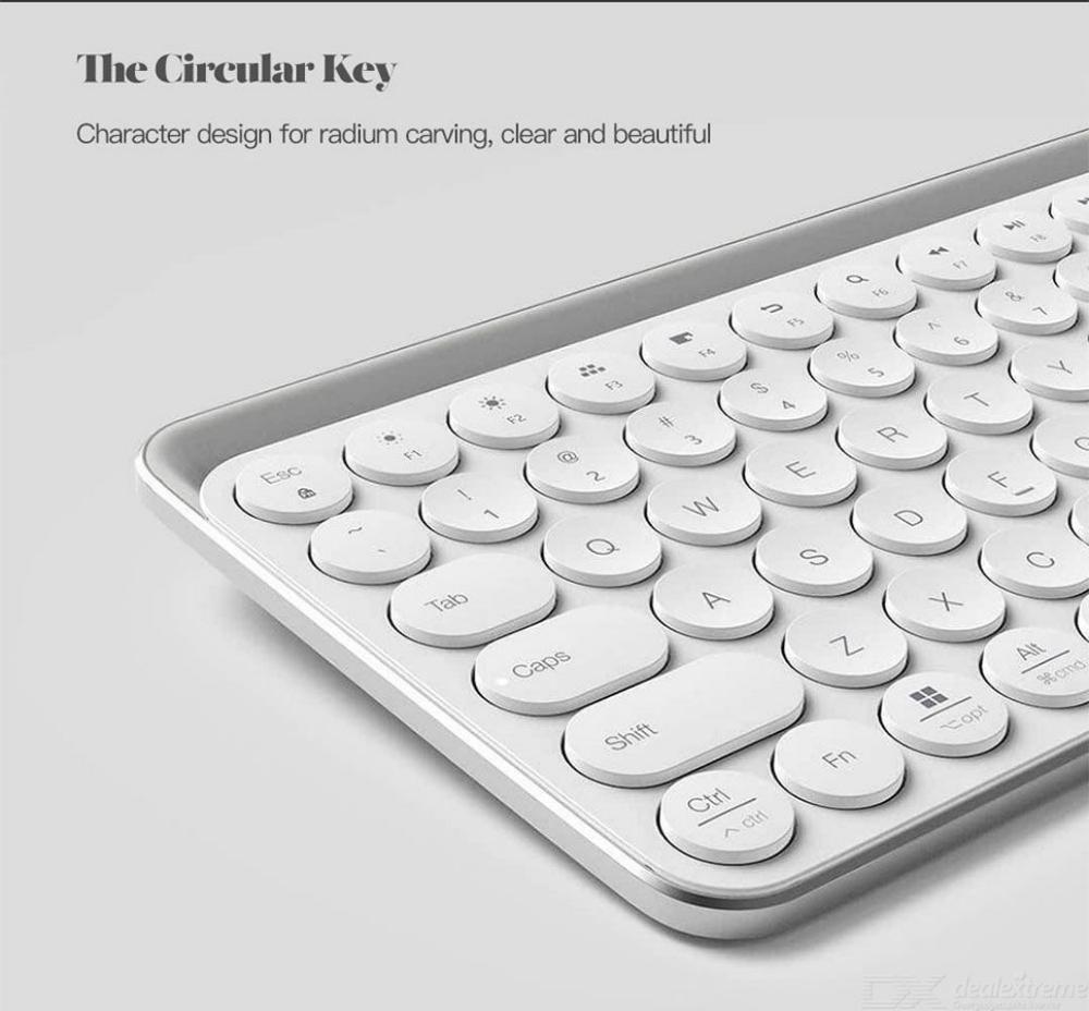 Xiaomi Miiiw Mini Bluetooth Dual Mode Keyboard 104 Keys (2)