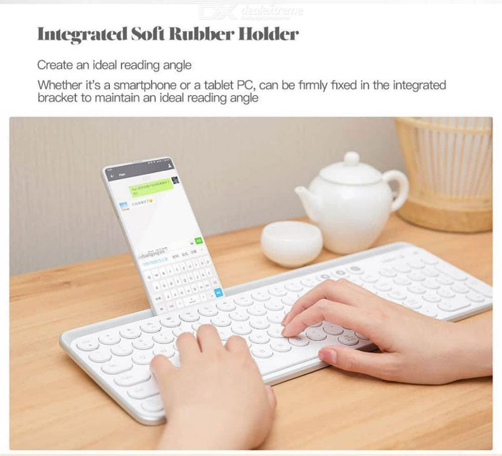 Xiaomi Miiiw Mini Bluetooth Dual Mode Keyboard 104 Keys (3)