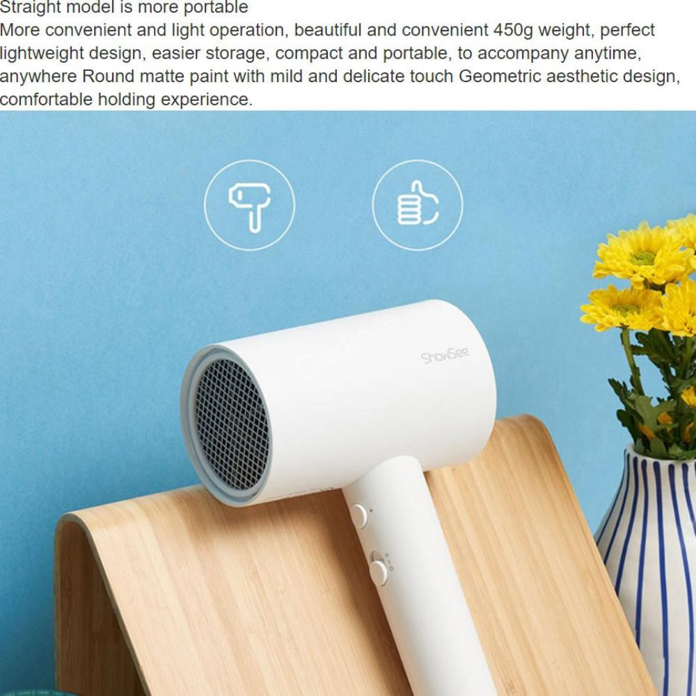 Xiaomi Mijia Showsee A2 W Anion Hair Dryer (4)