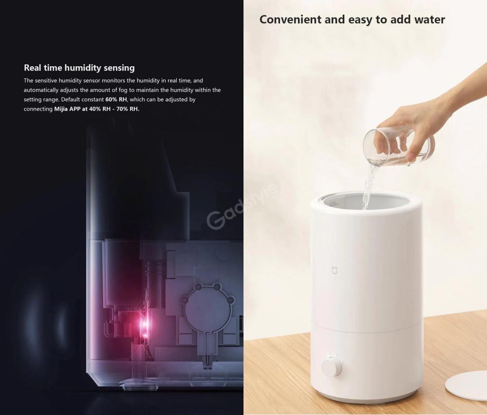 Xiaomi Mijia Smart Humidifier 4l Air Purifier Aromatherapy (1)