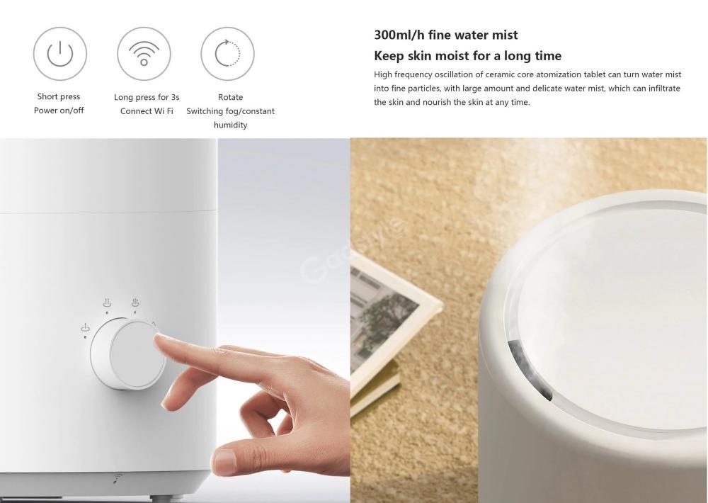 Xiaomi Mijia Smart Humidifier 4l Air Purifier Aromatherapy (7)