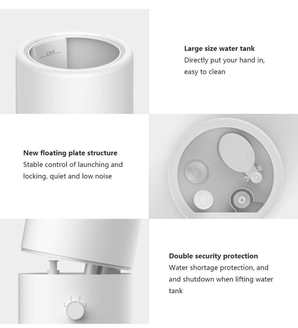 Xiaomi Mijia Smart Humidifier 4l Air Purifier Aromatherapy (9)