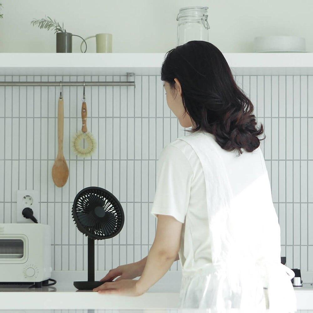 Xiaomi Solove F5 Usb Desktop Fan 4000mah Battery Black