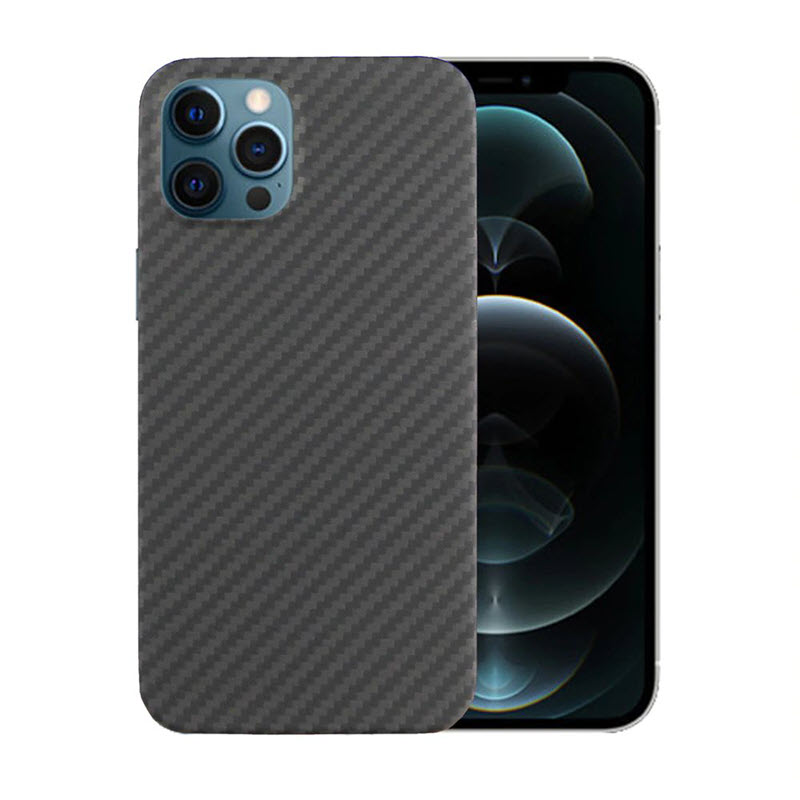 Ytf Carbon Real Carbon Fiber Case For Iphone 12 Series (5)