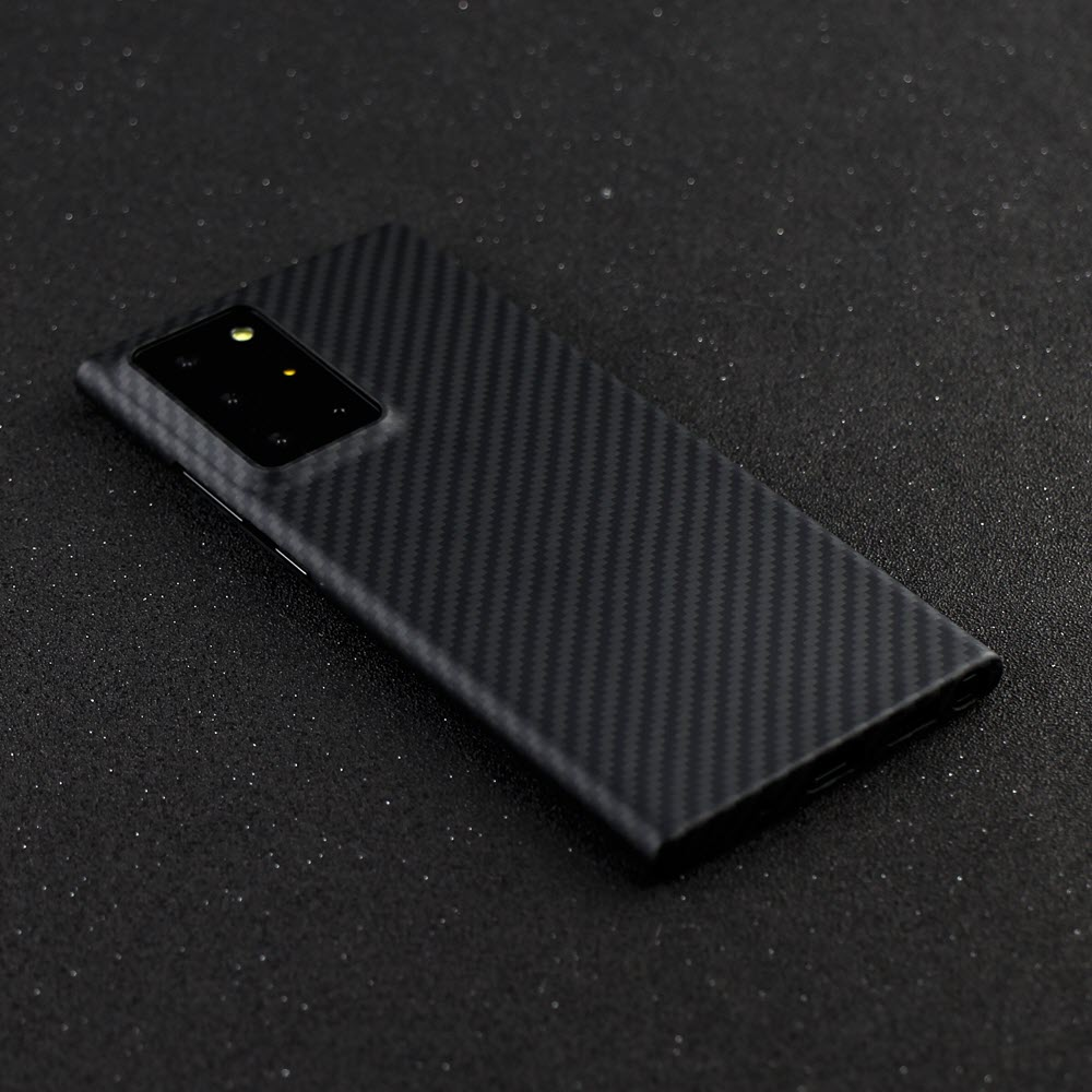 Ytf Carbon Real Carbon Fiber Case For Samsung Galaxy Note 20 Ultra