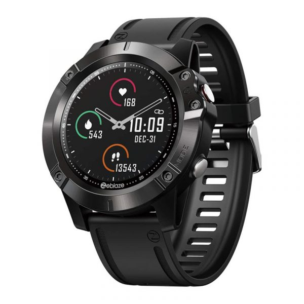 Zeblaze Vibe 6 Smart Watch With Bt Call Support (1)