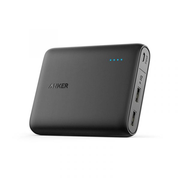 Anker Powercore 13000 Ultra Portable 2 Port Power Bank (1)