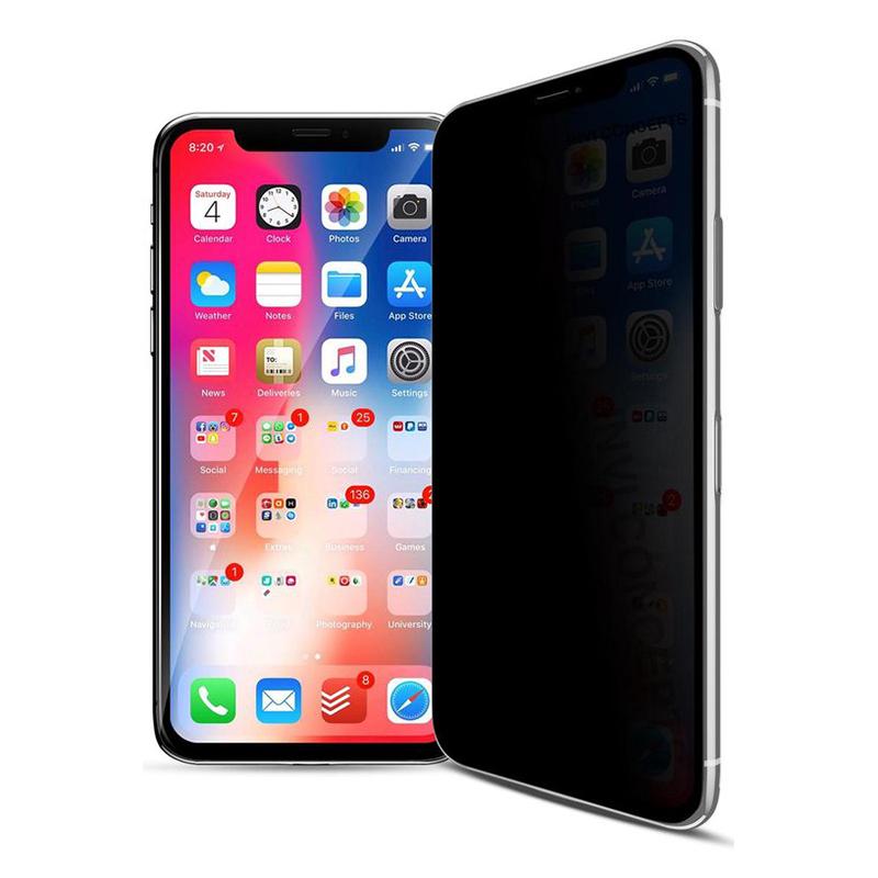Artoriz Anti Peeping Round Edge Privacy Screen Protector For Iphone 12 (1)