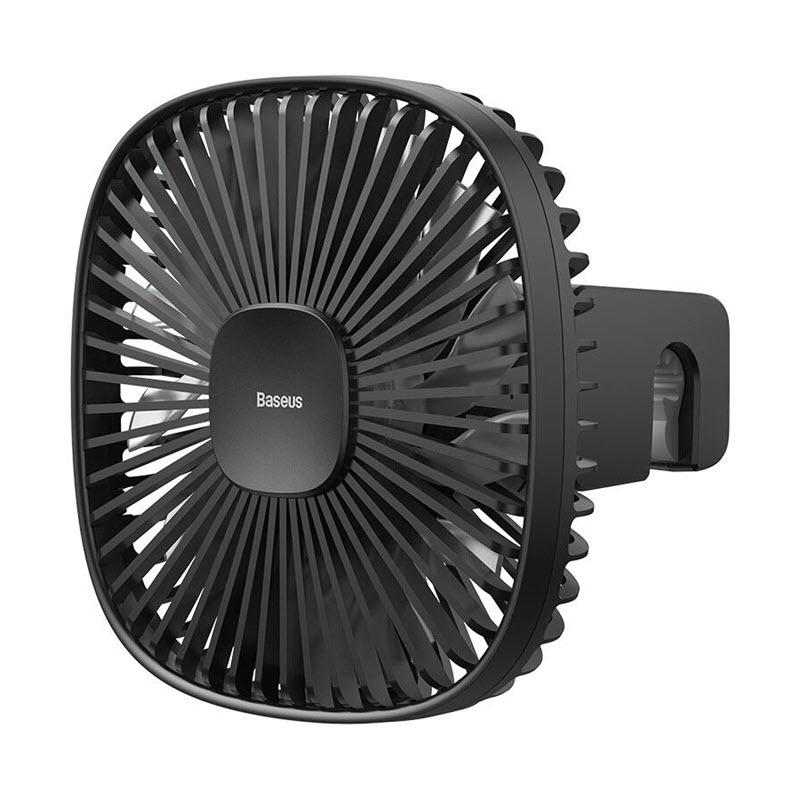 Baseus Magnetic Car Fan Cooler Car 360 Degree Rotating Silent Cooling (6)
