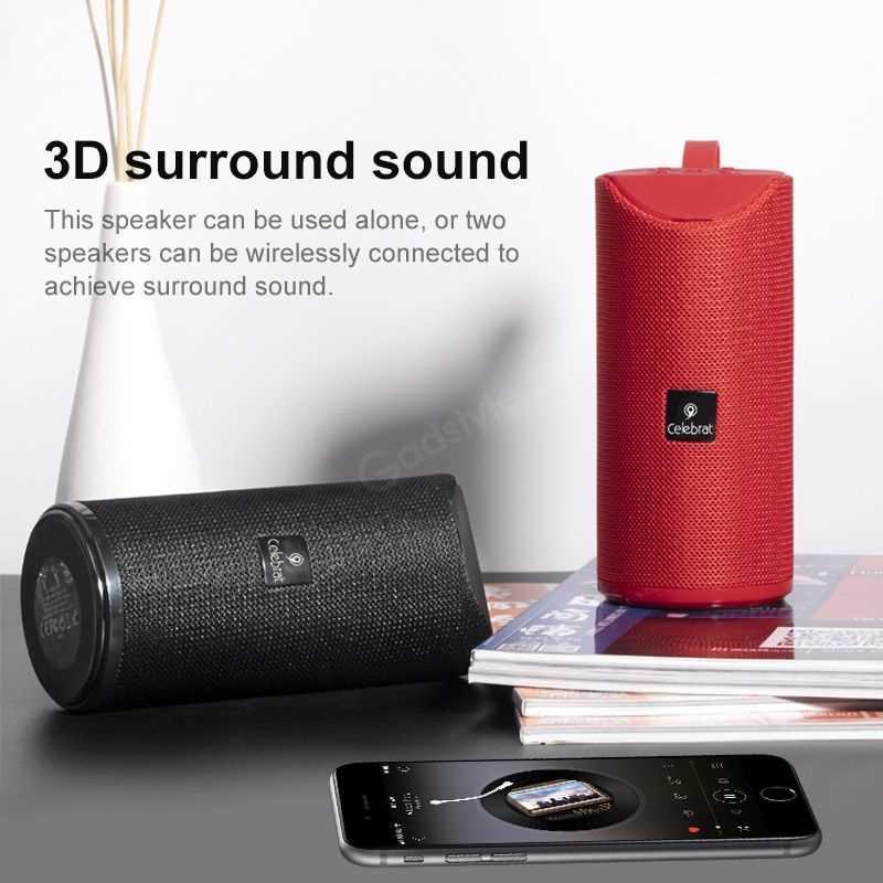 Celebrat Sp 7 Wireless Speaker Support Tf Card (1)