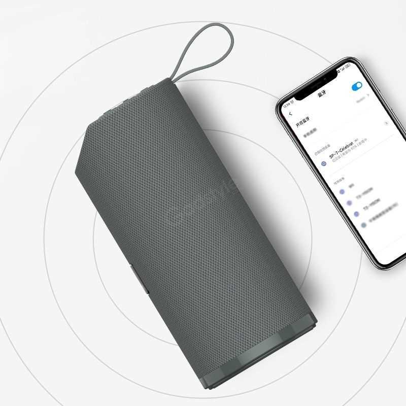 Celebrat Sp 7 Wireless Speaker Support Tf Card (2)